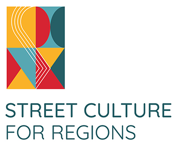Welcome to Street Culture For Regions Logo